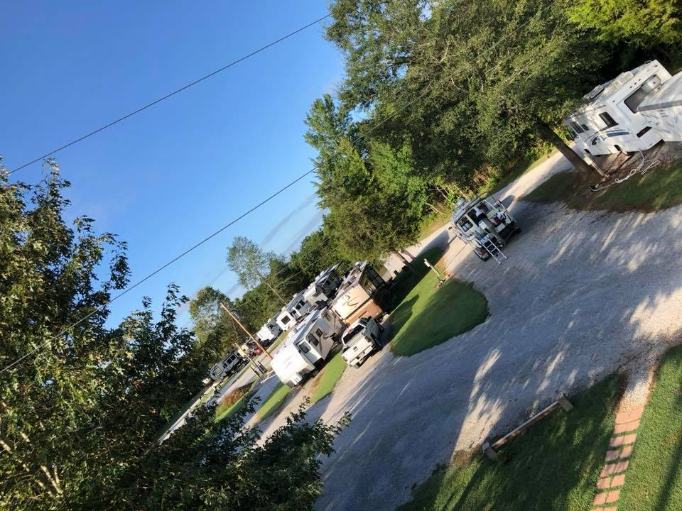 RV Park in Corinth MS
